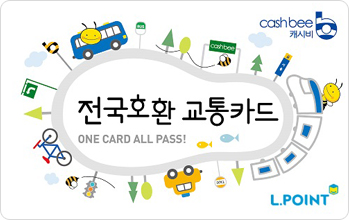 Cashbee Card 01