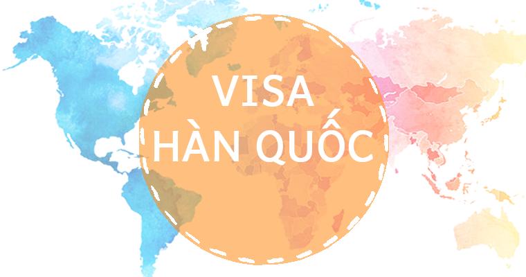 XIN VISA DU LỊCH HÀN QUỐC TỰ TÚC CÙNG CON TRẺ